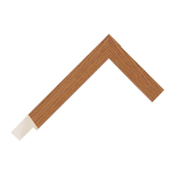 仮縁/セットアップフレーム 【F80 チーク】 紐 吊金具 止め金具付き 木製 〔油絵額縁〕