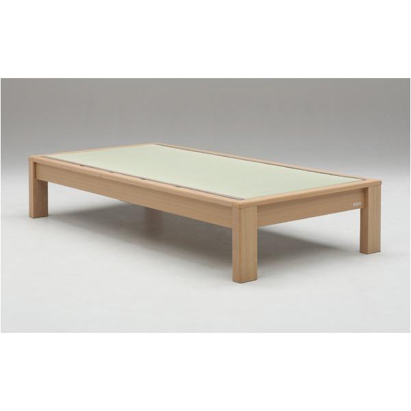 品質満点 畳ベッド【ベッドフレームのみ】【スミカ 畳ベッド【ベッドフレームのみ】【スミカ】】 GLANZ【】 (セミダブル・ナチュラル・ヘッドレス) グランツ グランツ GLANZ【】, アオイロ:fa39c786 --- odishashines.com
