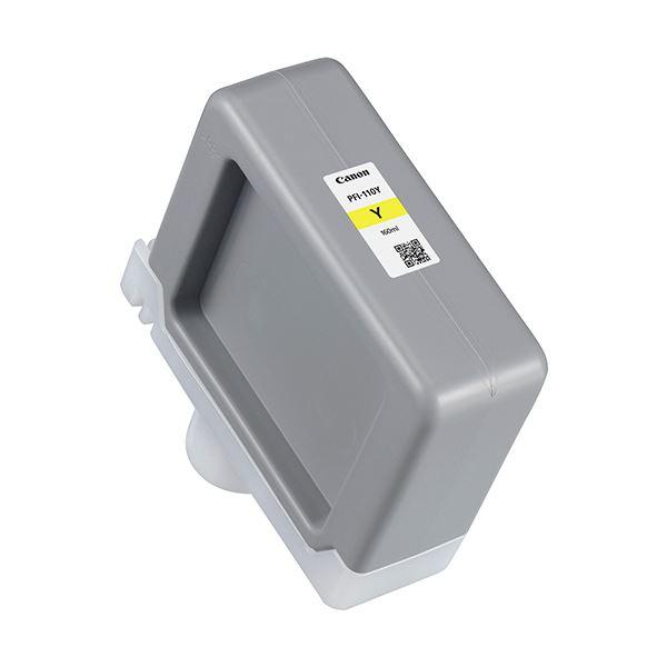 キヤノン インクタンク PFI-110Yイエロー 160ml 2367C001 1個