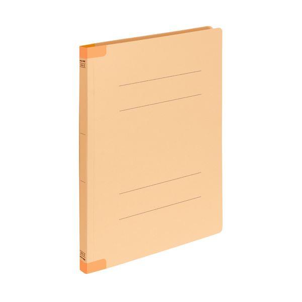 (まとめ) コクヨフラットファイルK2(背補強タイプ) A4タテ 黄 K2フ-BR10YX101セット(30冊:10冊×3パック) 【×10セット】