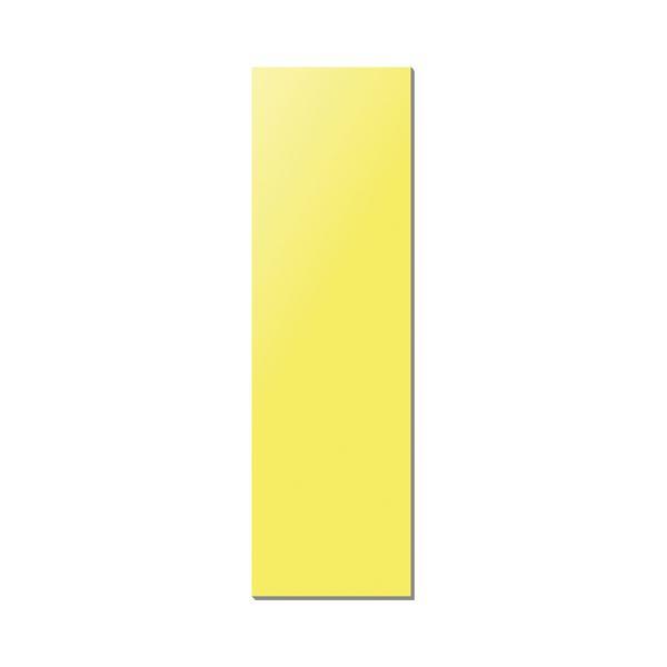 (まとめ) ソニック マグネットシート ミニサイズ 30×100×0.8mm 黄 MS-350-Y 1パック(10枚) 【×30セット】