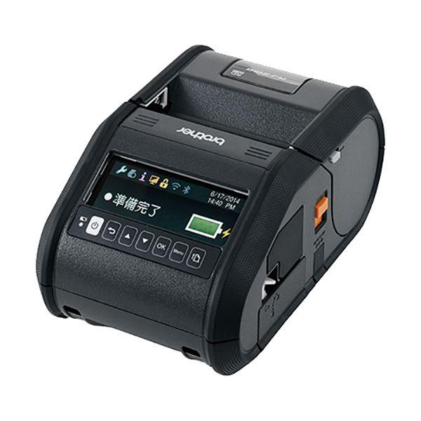 ブラザー 3インチ用紙幅感熱モバイルプリンター(ラベル・レシート兼用モデル)RJ-3150 1台