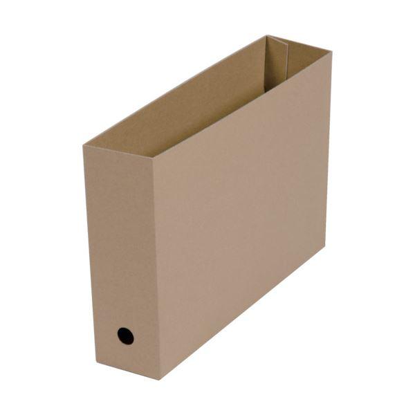 (まとめ) TRUSCO段ボール製A4横型ファイルボックス 間口78 DB-BOXY 1冊 【×50セット】