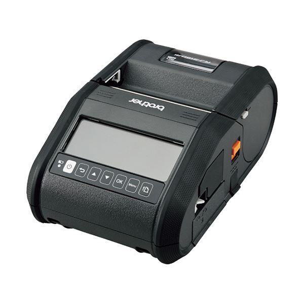 ブラザー 3インチ用紙幅感熱モバイルプリンター(ラベル・レシート兼用モデル)RJ-3150Ai 1台
