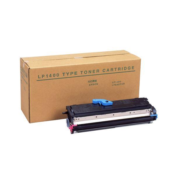 (まとめ)トナーカートリッジ LPA4ETC7汎用品 1個【×3セット】