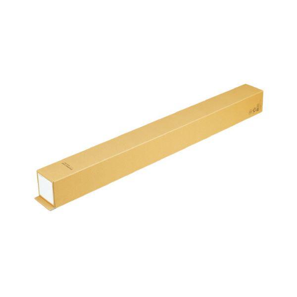 (まとめ)コクヨ 図面用角筒(クラフトタイプ)A0用 セ-R134 1セット(10枚)【×3セット】