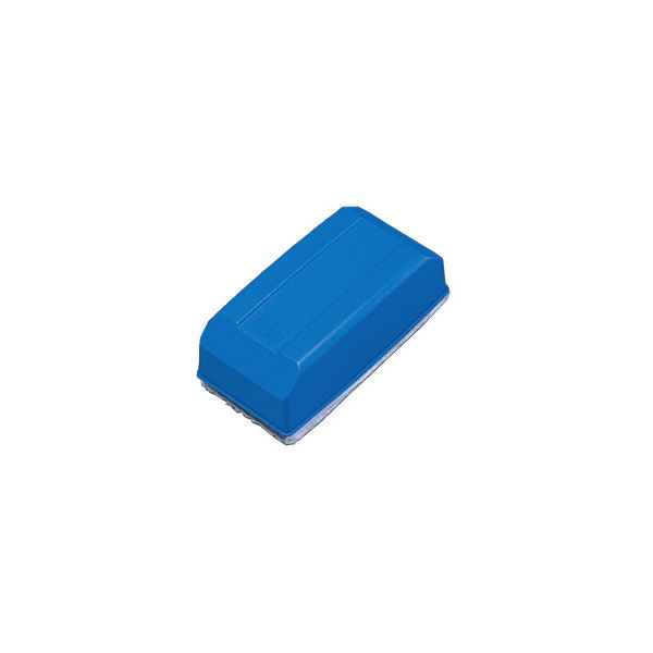 (まとめ) コクヨ ホワイトボード用イレーザー 中 青 RA-12NB 1個 【×30セット】
