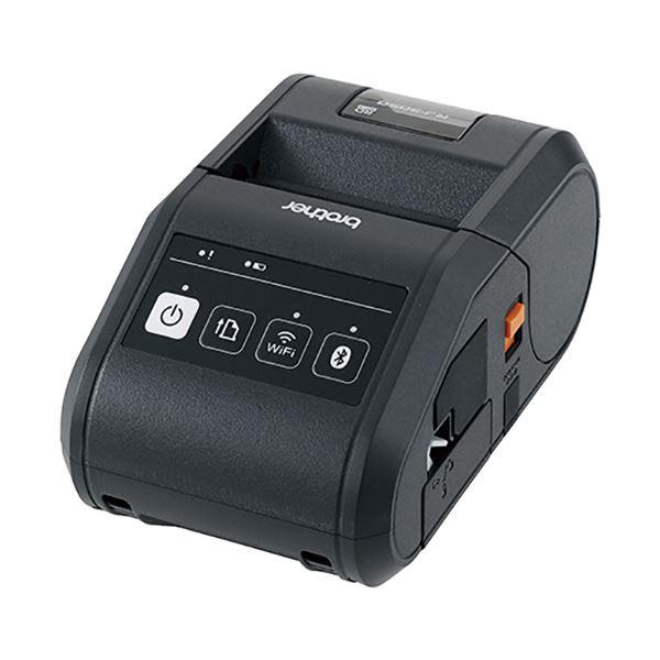 ブラザー 3インチ用紙幅感熱モバイルプリンター(レシート専用モデル)RJ-3050 1台