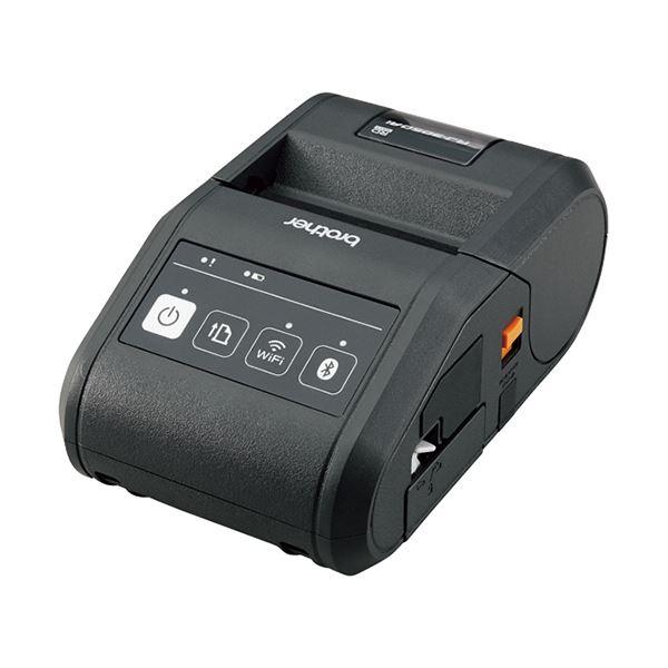 ブラザー 3インチ用紙幅感熱モバイルプリンター(レシート専用モデル)RJ-3050Ai 1台