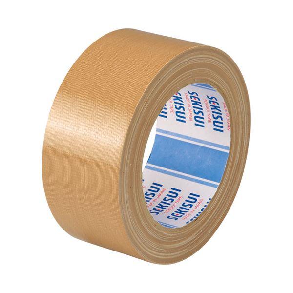 【スーパーセールでポイント最大44倍】(まとめ) セキスイ 布テープ No.600V 50mm×25m N60XV03【×30セット】