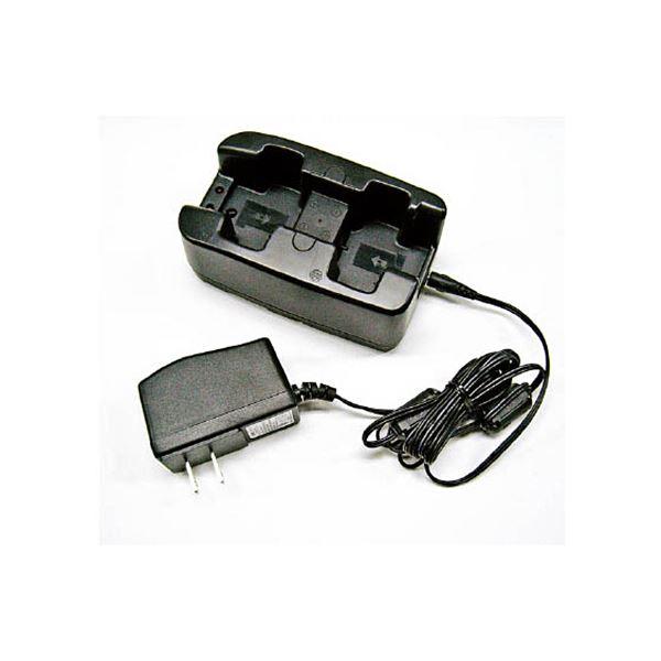 (まとめ)アルインコ ツイン充電器 EDC167A1個【×3セット】