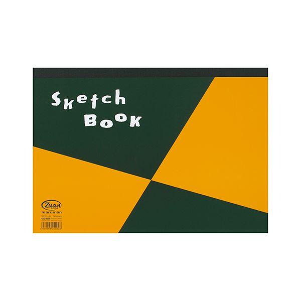 【スーパーセールでポイント最大44倍】(まとめ) マルマン スケッチブック図案スケッチパッド A4 並口 50枚 S252 1冊 【×10セット】