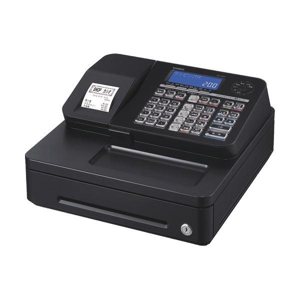 【スーパーセールでポイント最大44倍】カシオ Bluetoothレジスター ブラック SR-S200-BK 1台