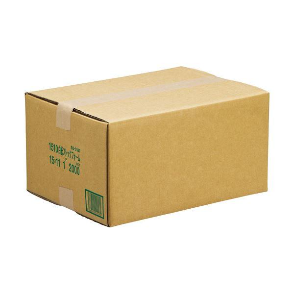 (まとめ) 白紙ストックフォーム 15×11インチ 無地 1200157 1箱(2000折) 【×5セット】
