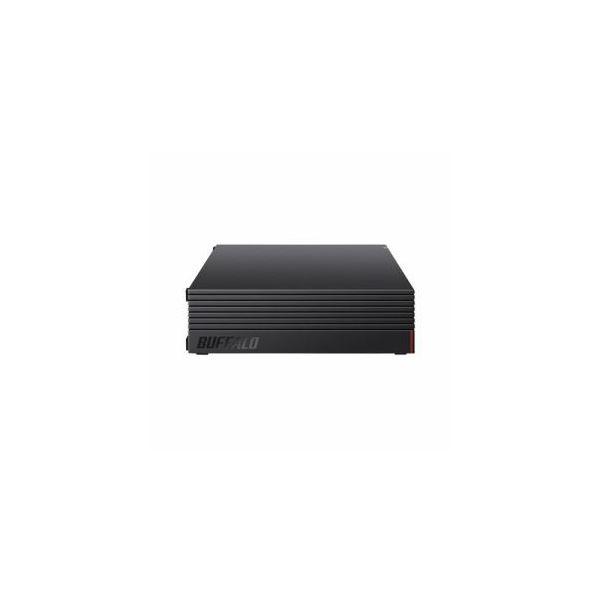 【スーパーセールでポイント最大44倍】BUFFALO USB3.1(Gen1)/USB3.0用 外付けHDD 6TB HD-EDS6.0U3-BA