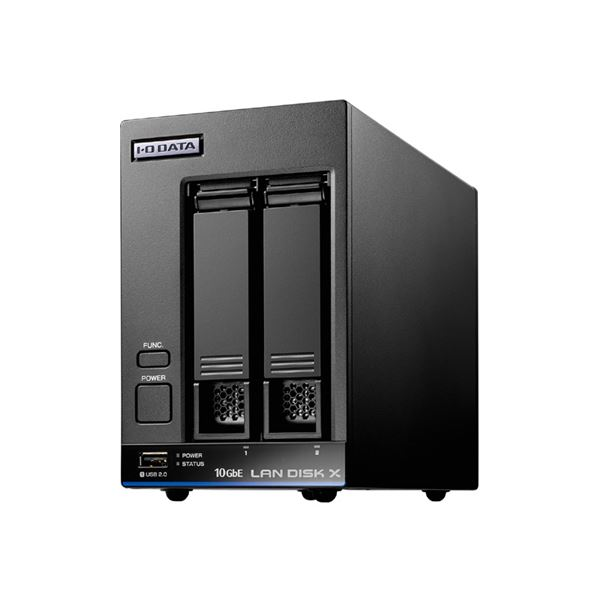 爆売り! アイ・オー・データ機器 10GbE&マルチギガビット対応 Linuxベース法人向け2ドライブNAS 4TB HDL2-XA4, MAKU f831b3b3
