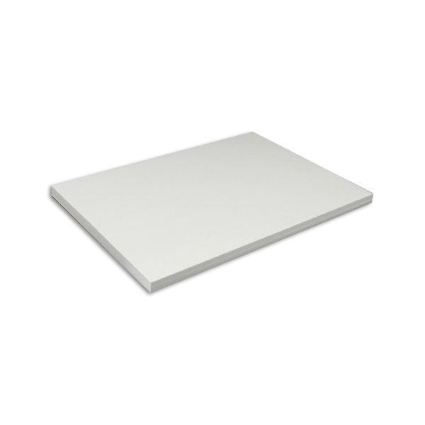 (まとめ) 北越コーポレーション 紀州の色上質A3Y目 特厚口 クリーム 1セット(20枚) 【×5セット】