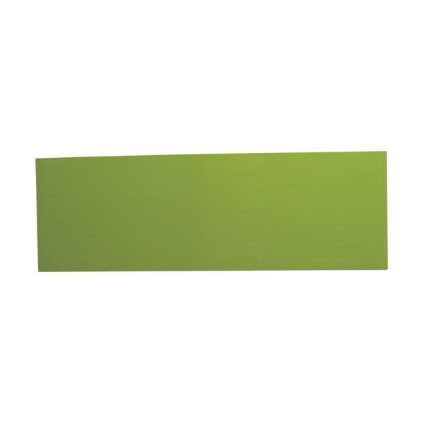 (まとめ) カーク カラーマグネットシート 緑MCD-GN 1枚 【×10セット】