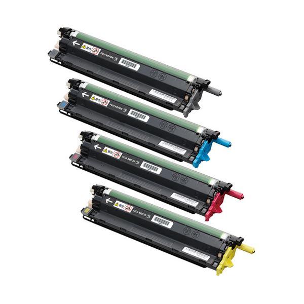 メーカー純正カラーレーザープリンタ用ドラムカートリッジ 富士ゼロックス ドラムカートリッジCMYK4色 CT351000 1パック お値打ち価格で 人気の定番