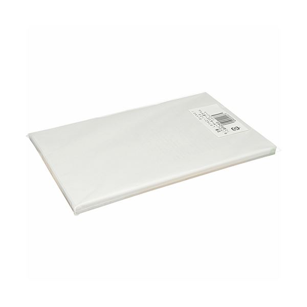 (まとめ) TANOSEE マルチプリンターラベル スタンダードタイプ A4 18面 70×42.3mm 上下余白付 1冊(100シート) 【×10セット】