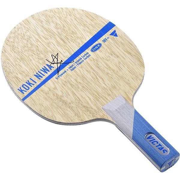 【マラソンでポイント最大43倍】VICTAS(ヴィクタス) 卓球ラケット VICTAS KOKI NIWA ST 27805