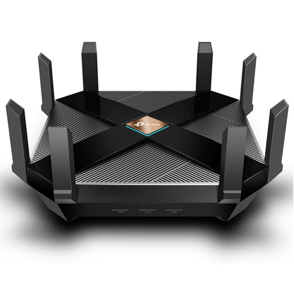 TP-LINK AX6000 Wi-Fi 6 デュアルバンド ギガビットルーター Archer AX6000(JP)