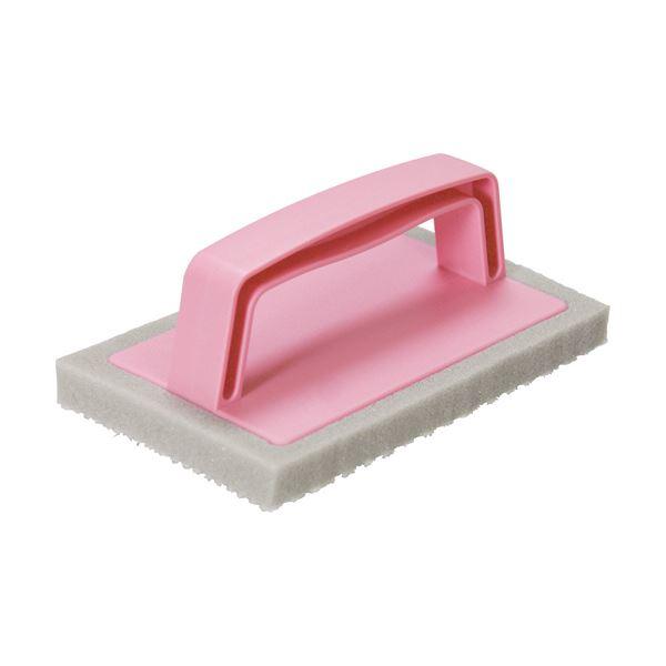 (まとめ)アズマ工業 ブラッシングスポンジお風呂床用 1個【×10セット】