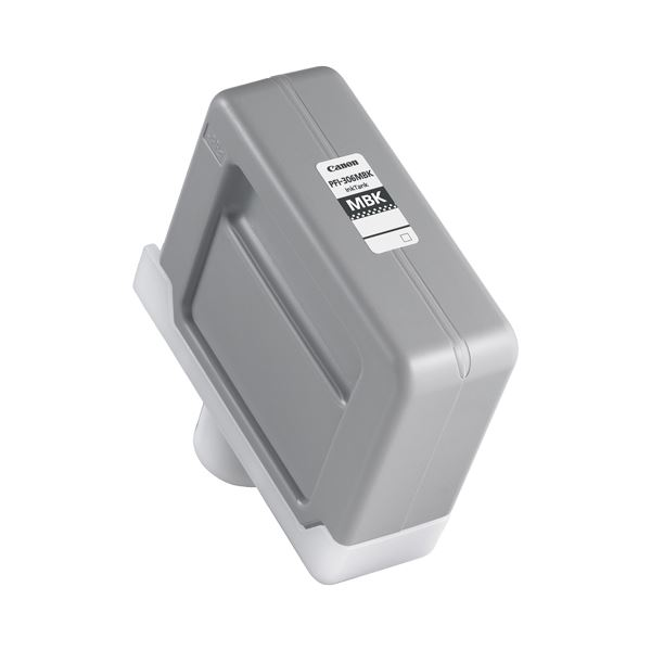 (まとめ) キヤノン Canon インクタンク PFI-306 顔料マットブラック 330ml 6656B001 1個 【×3セット】
