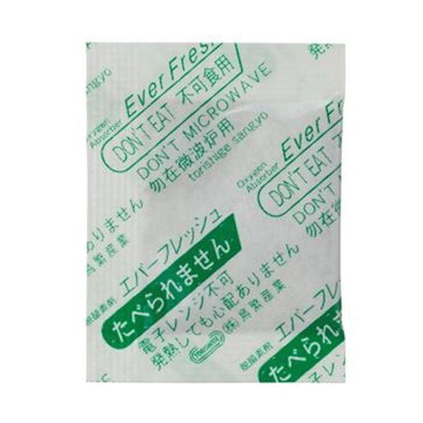 (まとめ)鳥繁産業 脱酸素剤 エバーフレッシュQJ-50 1パック(100個)【×20セット】