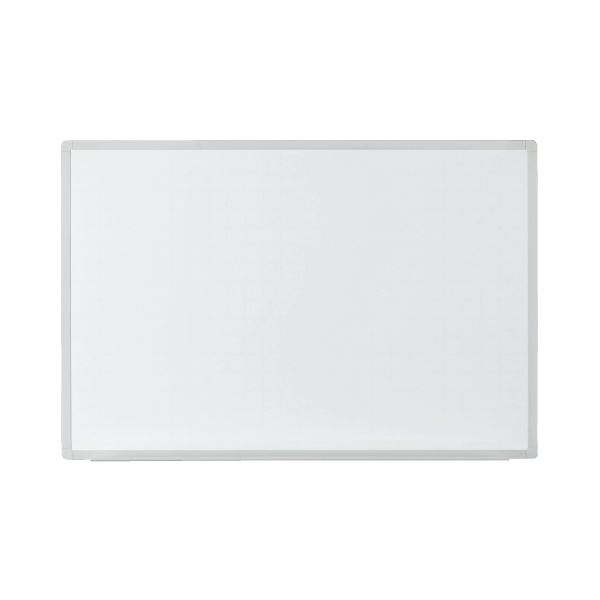 プラス 壁掛ホワイトボード 暗線ドット 幅880mm VSK2-0906SSG