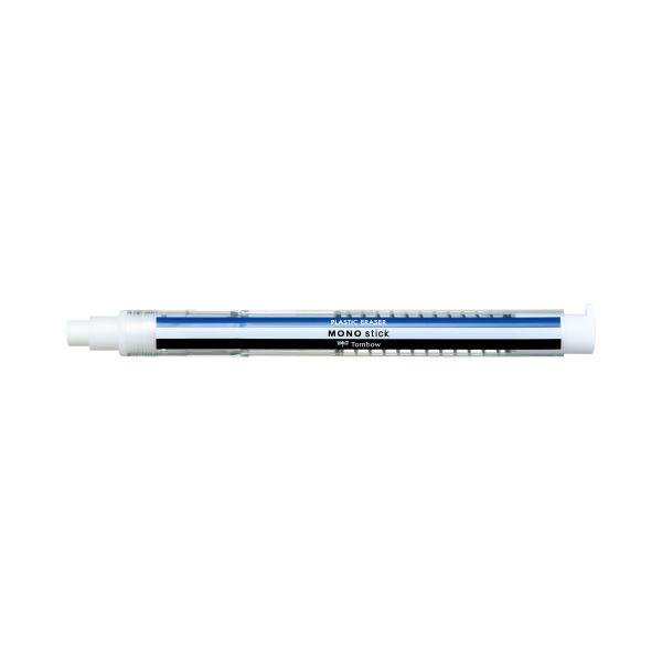 (まとめ)トンボ鉛筆 ホルダー消しゴム モノスティック JCC-121A【×100セット】