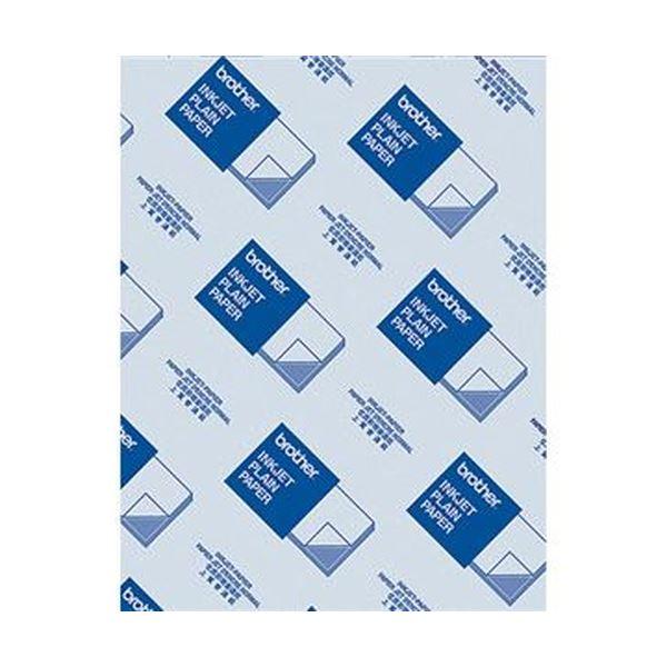 (まとめ)ブラザー インクジェット用 上質普通紙A3 BP60PA3 1冊(250枚)【×5セット】