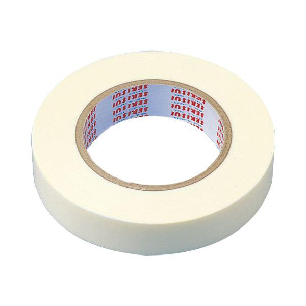 (まとめ) サンワサプライ 粘着テープ 幅18mmCA-TP18 1巻 【×10セット】