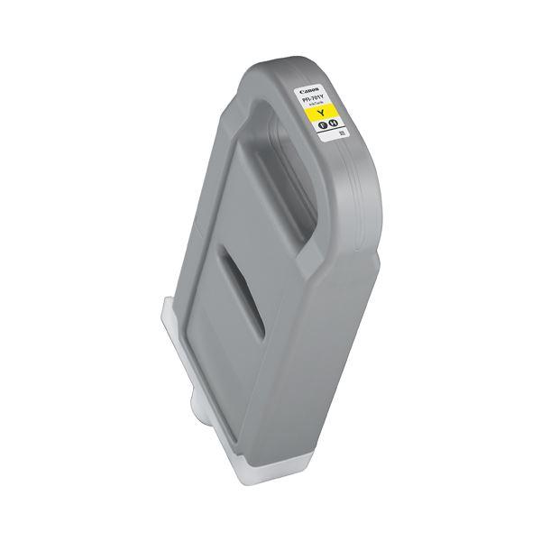 キヤノン インクタンク PFI-701Y顔料イエロー 700ml 0903B001 1個