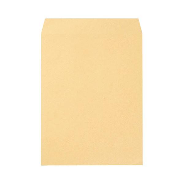 (まとめ) 寿堂 FSCクラフト封筒 角3 85g/m2 業務用パック 582 1箱(500枚) 【×5セット】