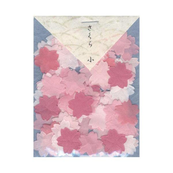 (まとめ)貼り絵 805039-5 桜小【×30セット】