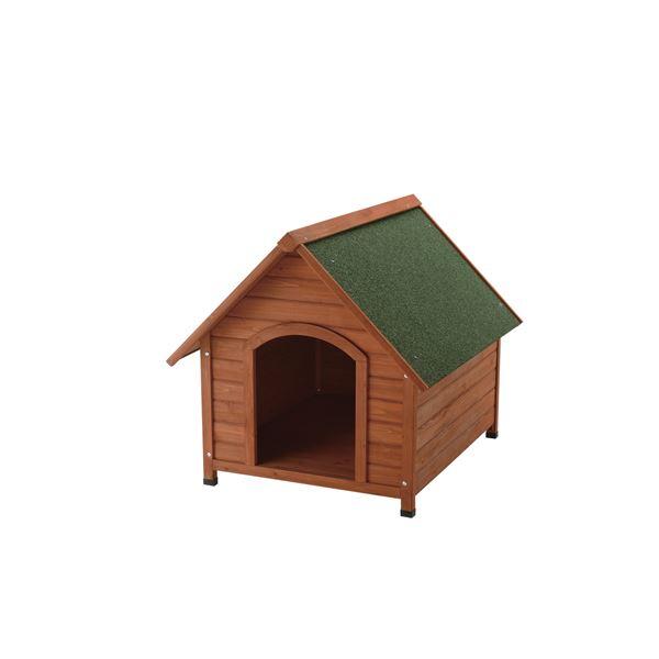 【マラソンでポイント最大43倍】木製犬舎 830【ペット用品】