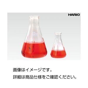 (まとめ)三角フラスコ バッフル付500ml【×20セット】