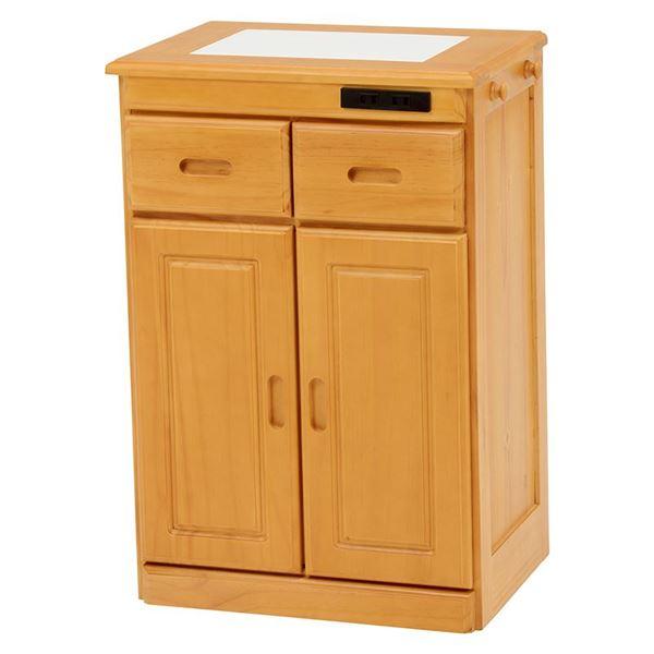 【高い素材】 キッチンカウンター ナチュラル 幅47×奥行34×高さ71cm 完成品 R6520NA【】 R6520NA【 ナチュラル】, surou web shop:03bf0003 --- technosteel-eg.com
