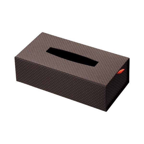 (まとめ) ティッシュボックス No.2 1個 【×10セット】