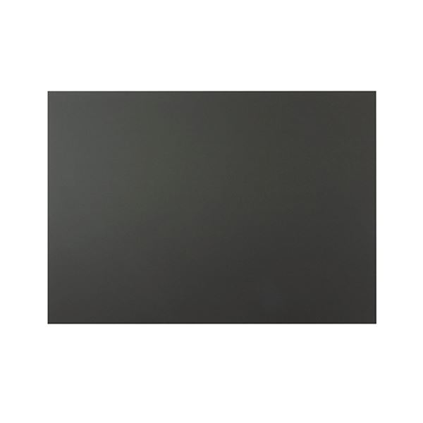 【スーパーセールでポイント最大44倍】プラチナ 黒ハレパネ 片面糊付 A1910×605×5mm AA1-5-1650B 1パック(10枚)