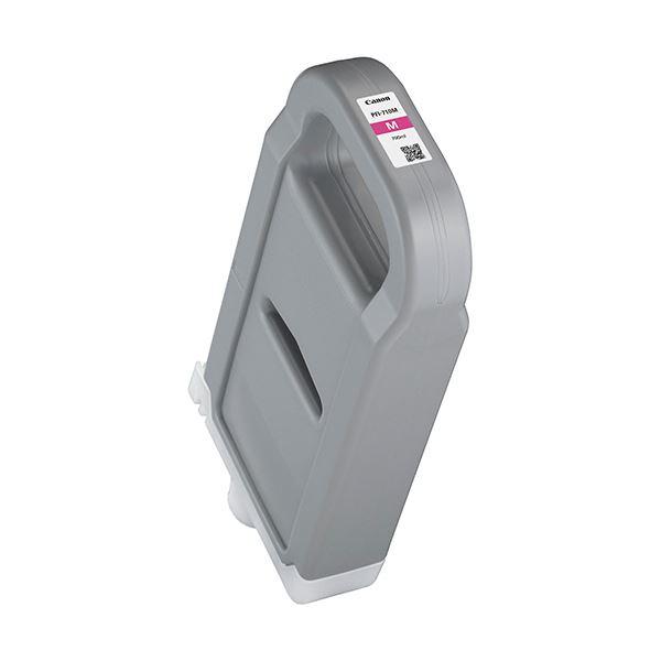 キヤノン インクタンク PFI-710Mマゼンタ 700ml 2356C001 1個