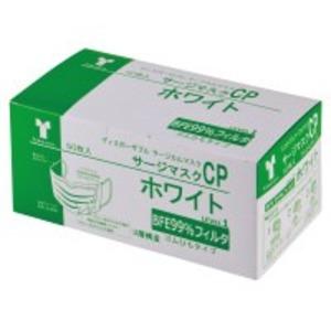 (まとめ)サージマスクCP ホワイト【×30セット】