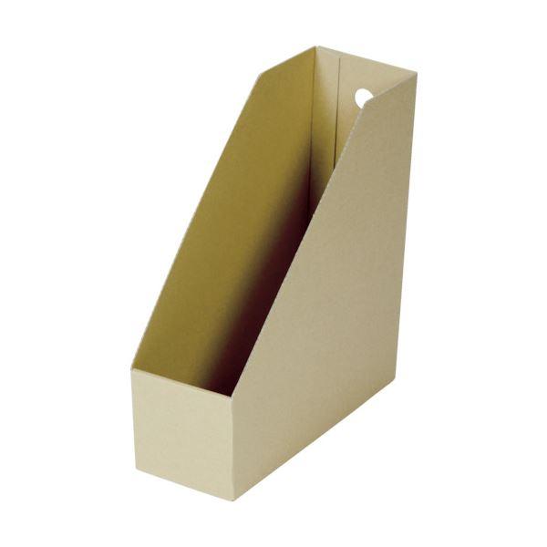 (まとめ) TRUSCO段ボール製A4縦型ファイルボックス 間口103 DB-BOXT 1冊 【×30セット】