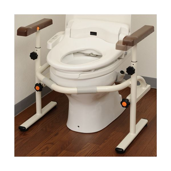 パナソニック エイジフリー洋式トイレ用スライド手すり(ステンレス)PN-L53001 1台