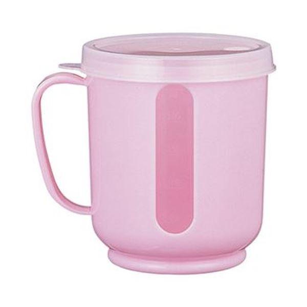 (まとめ)小森樹脂 メモリーコップ ピンク 1セット(3個)【×10セット】