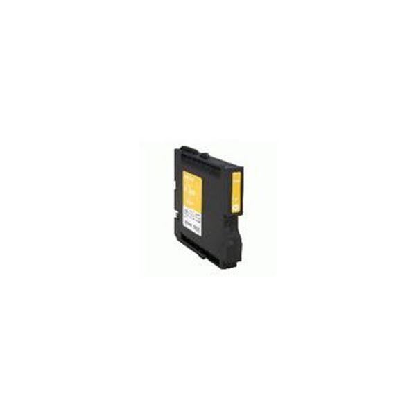 (まとめ)リコー GXカートリッジ GC21YS イエロー Sサイズ 515721 1個【×5セット】