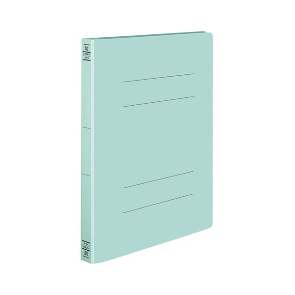 (まとめ) コクヨ フラットファイルS(ストロングタイプ) A4タテ 250枚収容 背幅28mm 青 フ-VSW10B 1セット(10冊) 【×10セット】