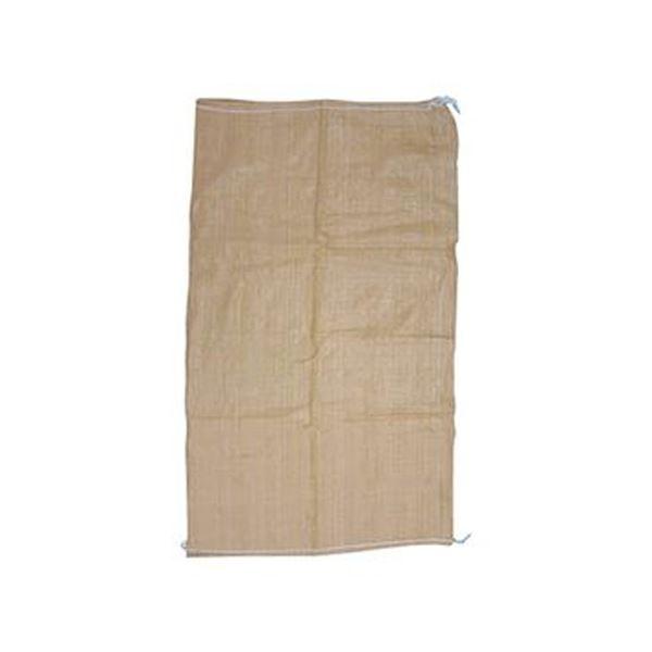 【スーパーセールでポイント最大44倍】(まとめ)ユタカメイク 収集袋PP収集袋(ベージュ)60cm×100cm W-43 1パック(5枚)【×20セット】