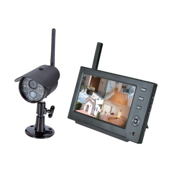 日動工業 ワイヤレスモニタリングカメラWSC-W03MOW-1P 1台